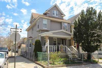 Woodhaven Single Family Home For Sale: 85-53 76th St
