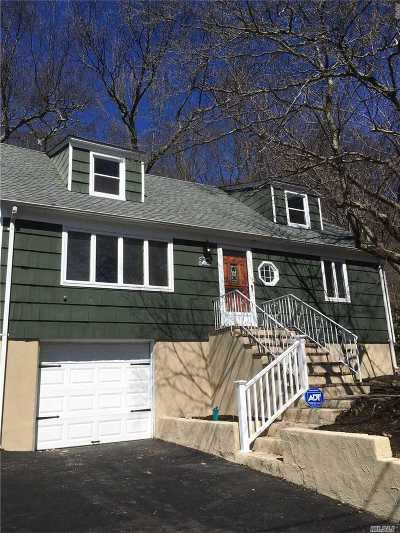 Melville Single Family Home For Sale: 10 Monmouth Pl