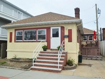 Lido Beach, Long Beach Single Family Home For Sale: 204 Grand Blvd