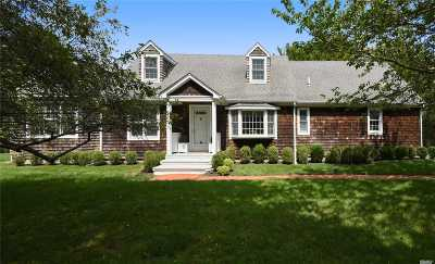Westhampton Rental For Rent: 24 South Country Rd