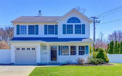 West Islip Single Family Home For Sale: 2 Lakeview Ave