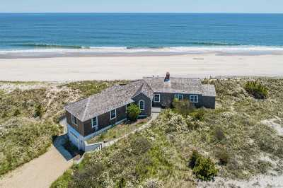 Quogue Single Family Home For Sale: 154 Dune Rd
