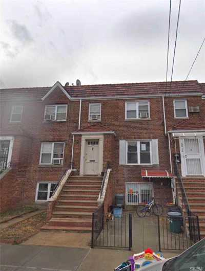 Flushing Multi Family Home For Sale: 58 Lawrence St