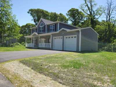 Middle Island Single Family Home For Sale: Lot #8 Church Ln