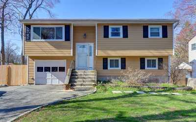 Huntington Sta NY Single Family Home For Sale: $470,000