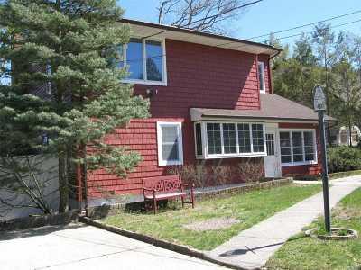 Ridge Single Family Home For Sale: 169 Lakeside Trl