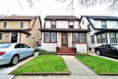Forest Hills Single Family Home For Sale: 71-27 Loubet St