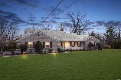 Hewlett Single Family Home For Sale: 205 Hewlett Neck Rd
