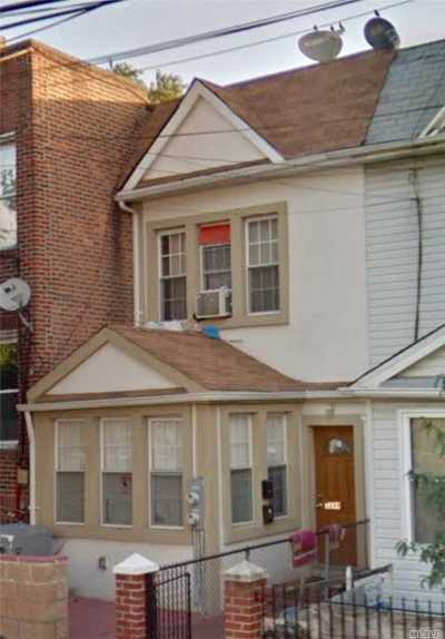 Multi Family Home For Sale: 32-49 110th Street