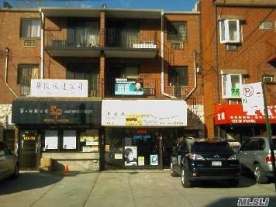 Flushing Multi Family Home For Sale: 133-37 41st Rd