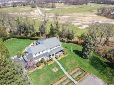 Garden City Single Family Home For Sale: 143 Rockaway Ave