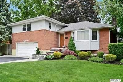 Syosset Single Family Home For Sale: 37 Stuart Dr