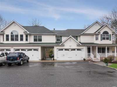 Manorville Single Family Home For Sale: 396 Eastport Manor Rd