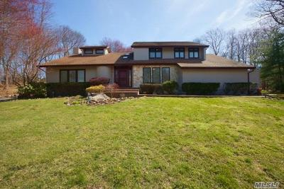 Huntington NY Single Family Home For Sale: $915,000