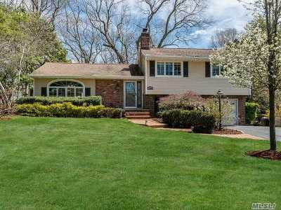 Huntington NY Single Family Home For Sale: $679,000