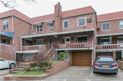 Flushing Multi Family Home For Sale: 61-16 Main St