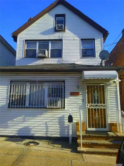 Woodside Multi Family Home For Sale: 69-30 43rd Ave