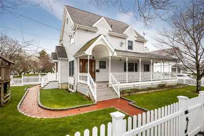Oceanside Single Family Home For Sale: 2667 Woods Ave