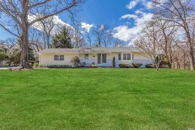 Setauket Single Family Home For Sale: 11 Conscience Bay Rd