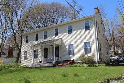 Huntington Rental For Rent: 180 Woodhull Rd
