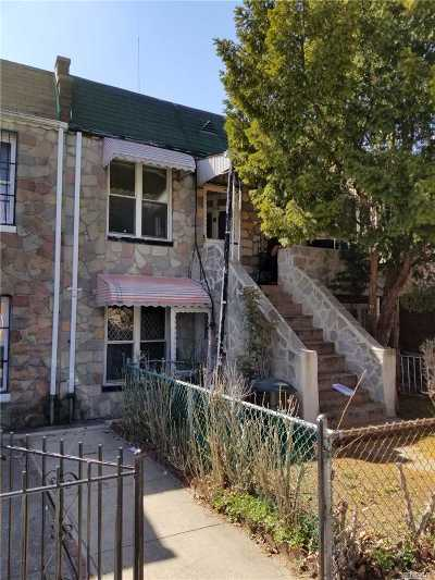 Brooklyn Multi Family Home For Sale: 156 E 46 St