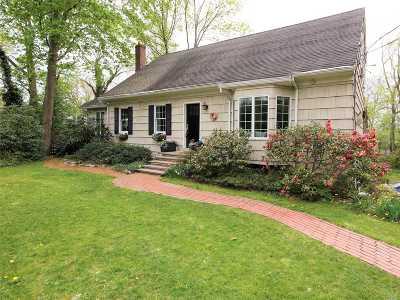 Stony Brook Single Family Home For Sale: 14 Stony Brook Ave