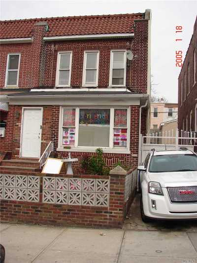 Multi Family Home For Sale: 31-13 84th St