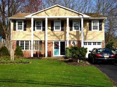 Hauppauge Single Family Home For Sale: 329 Hubbs Ave