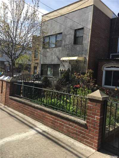 Astoria Multi Family Home For Sale: 25-18 23rd Ave