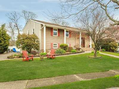 W. Babylon Single Family Home For Sale: 21 Cutter Pl