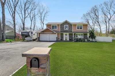 Miller Place Single Family Home For Sale: 4 Niagara St