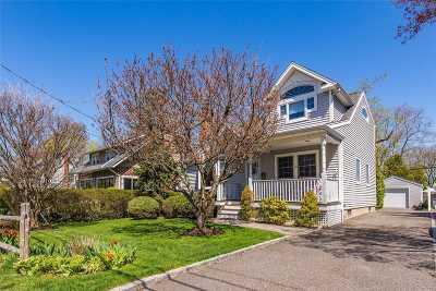 Huntington Single Family Home For Sale: 15 Abbott Dr