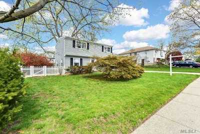 Levittown NY Single Family Home For Sale: $459,999