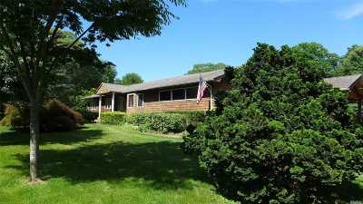 Middle Island Single Family Home For Sale: 7 Bunker Ln
