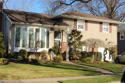 N. Bellmore Single Family Home For Sale: 895 Beckman Dr