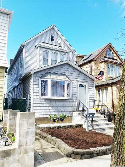 Ozone Park Single Family Home For Sale: 96-05 133rd Ave