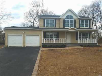 Cutchogue Single Family Home For Sale: N/C Alvahs Ln