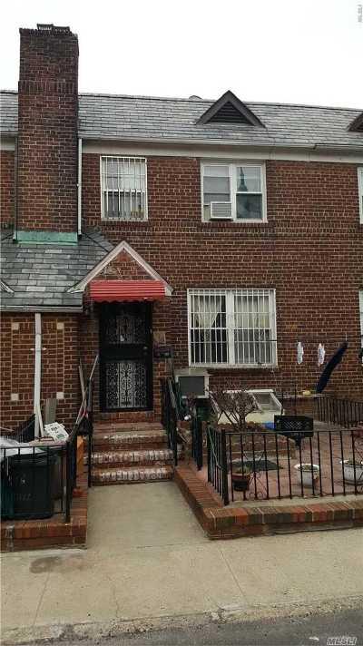 Elmhurst Single Family Home For Sale: 48-26 Oconnell Ct