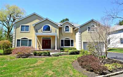 Syosset Single Family Home For Sale: 160 Convent Rd