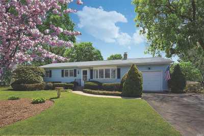 Hampton Bays Single Family Home For Sale: 21 Holzman Dr