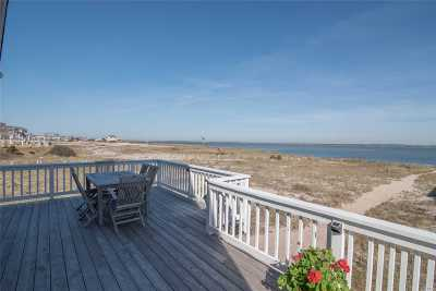 Westhampton Bch Single Family Home For Sale: 756 Dune Rd