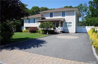 East Islip Single Family Home For Sale: 52 Marilynn St