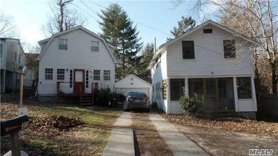 Stony Brook Single Family Home For Sale: 30 Knoll Top Rd