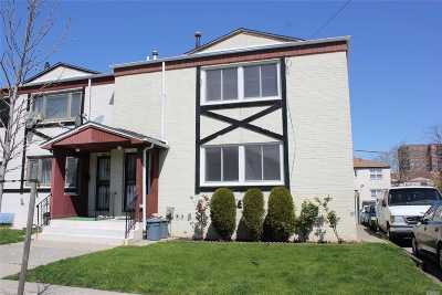 Forest Hills Single Family Home For Sale: 110-25 63rd Rd