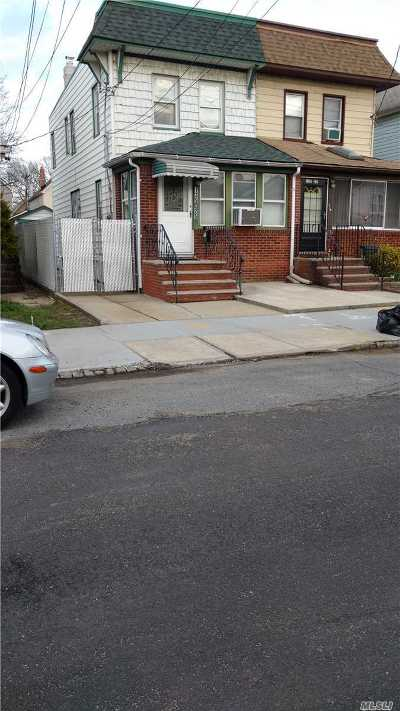 Single Family Home Sold: 135-25 95th St
