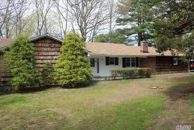 Rocky Point Single Family Home For Sale: 15 Rockhall Ln