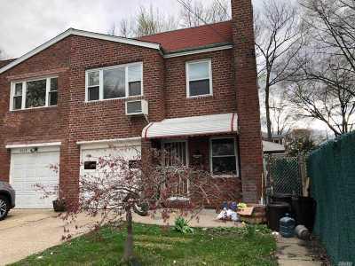 Bayside Multi Family Home For Sale: 61-14 Bell Blvd