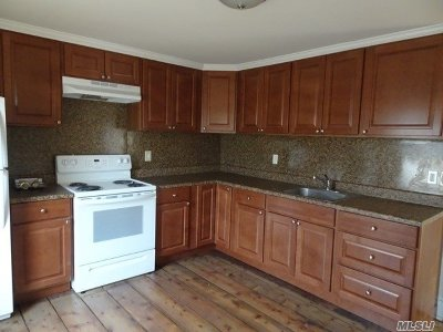 Center Moriches Rental For Rent: 51 Railroad Ave