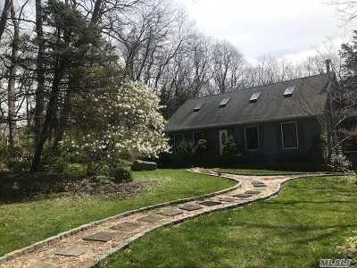 Jamesport Single Family Home For Sale: 7 Smugglers Path