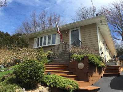 Sound Beach Single Family Home For Sale: 39 Flowerfield Rd